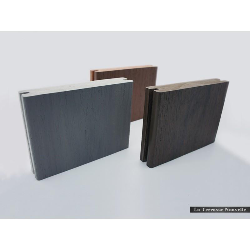 terrasse lame composite lame de terrasse composite dcors modernes with terrasse lame composite. Black Bedroom Furniture Sets. Home Design Ideas
