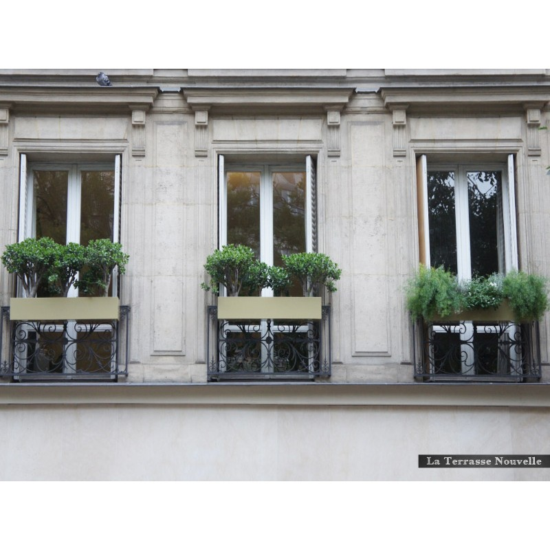 Jardinière Balconnière | La Terrasse Nouvelle