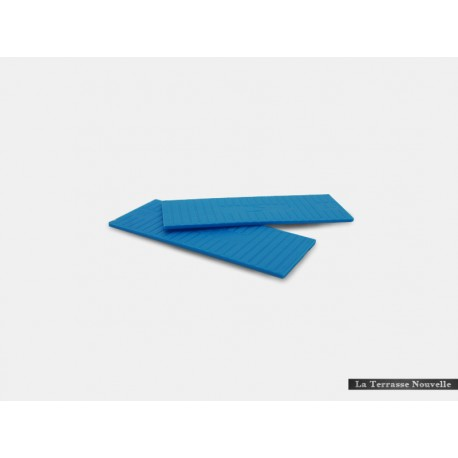 50 Bleu 2mm - terrasse bois