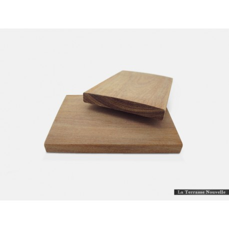 Cumaru Premium - Profil Bombé - Terrasse bois