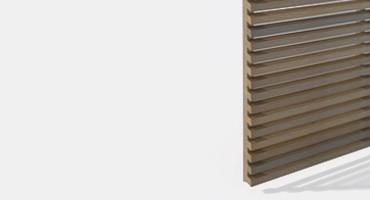 Panneaux Parevue en bois exotique - ipé